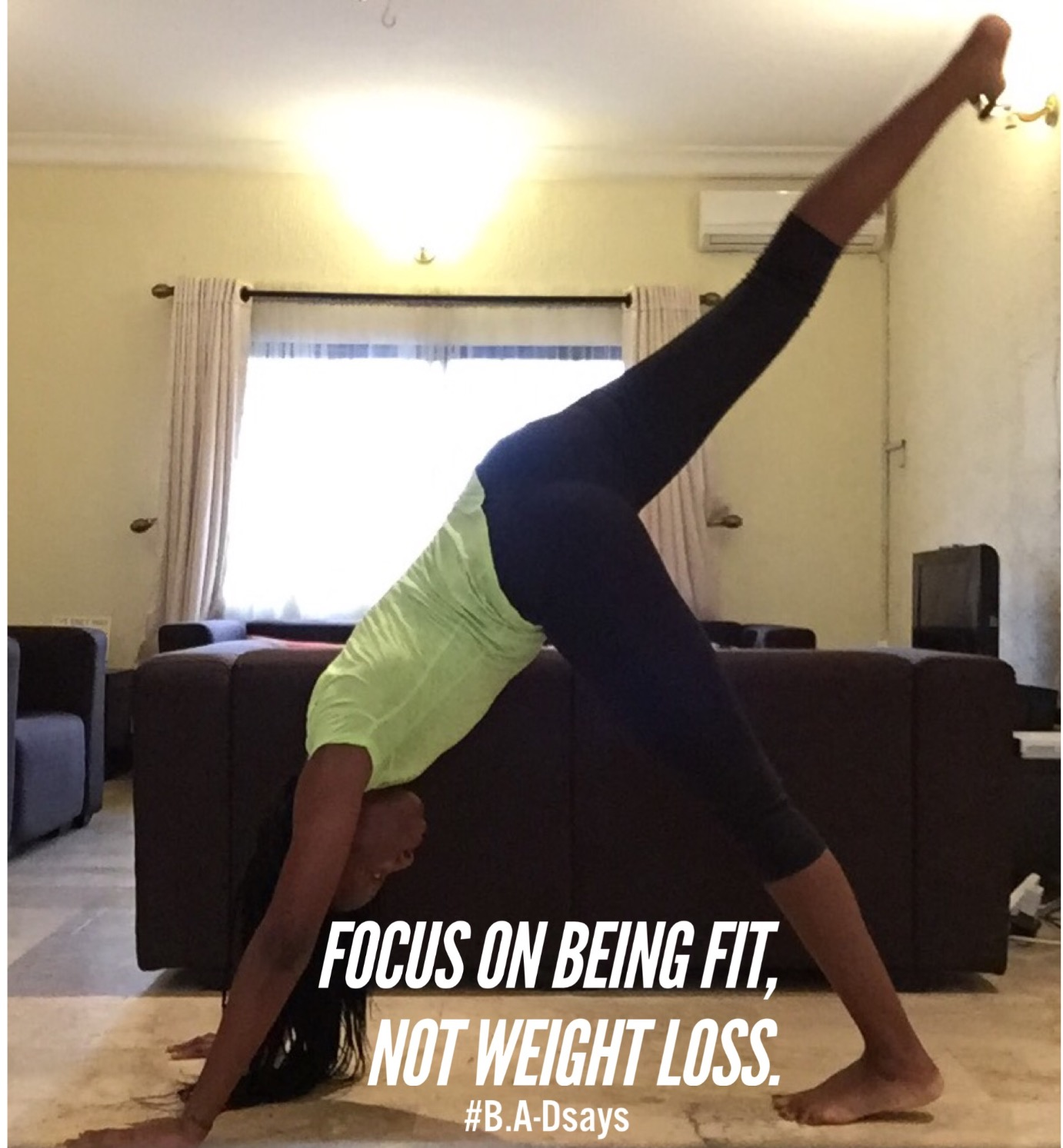 focus-on-being-fit