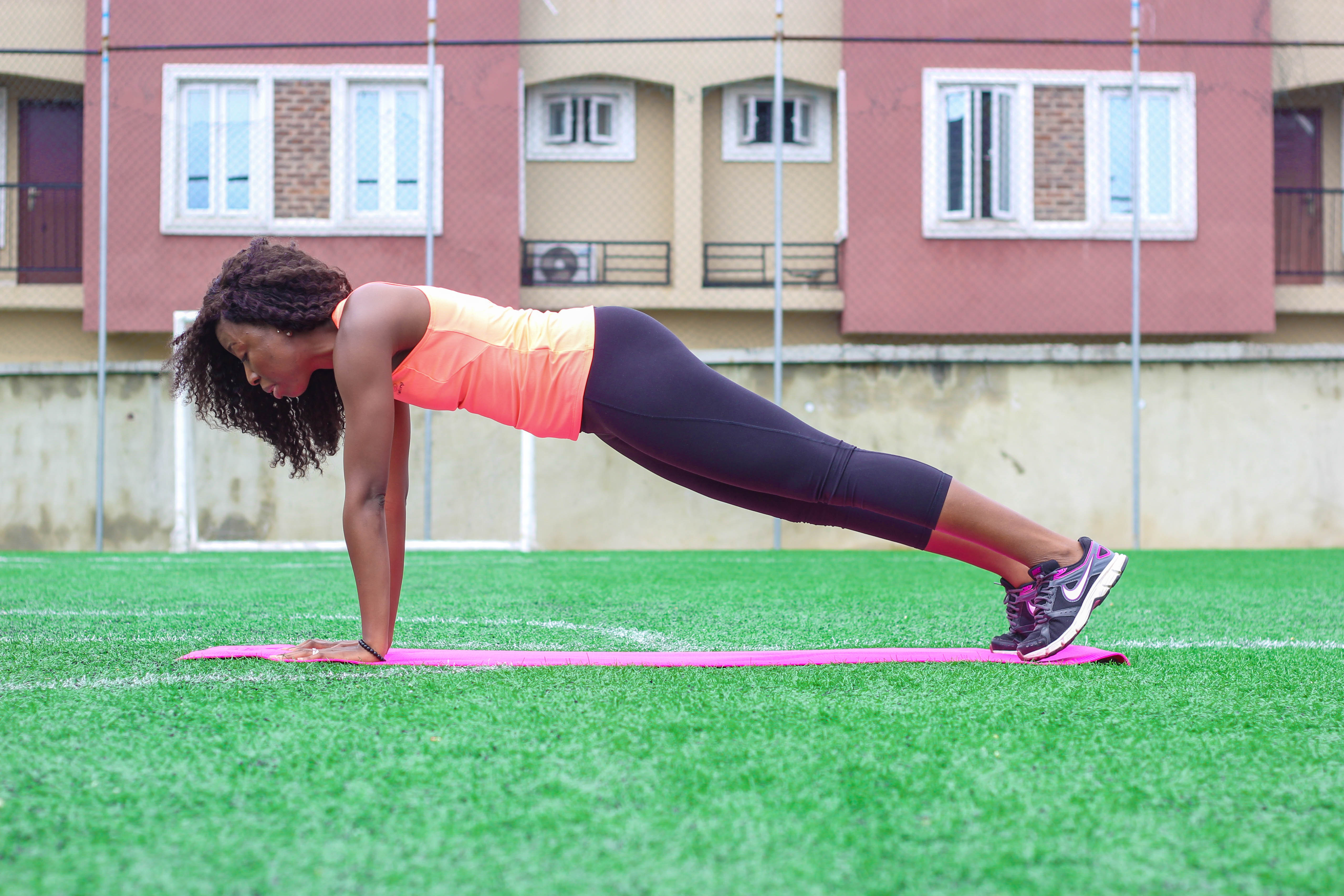 How To Do The Perfect Plank